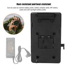 Battery Back Pack Plate Adapter for Sony V-Mount V-Lock Battery For DSLR Camera