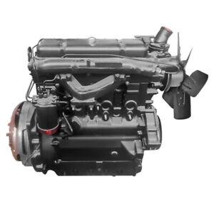 Kompletter Motor Typ Perkins AD4.236