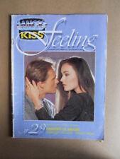 Lancio Feeling Suppl. KISS allegato n°168 1990 Rivista di Fotoromanzi [G829]
