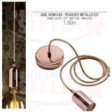 Xrten Mini Applique da parete Lampada,Portalampada Vintage Edison Rame Portalampada Luce