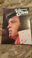 The Illustrated Elvis W.A. Harbinson Book/magazine in good condition