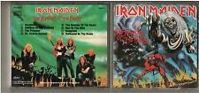 Rare Iron Maiden The Number Of the Beast Capitol CDP 546364 Canada CD Best Sound
