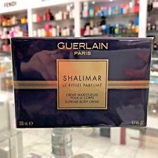 GUERLAIN SHALIMAR SUPREME BODY CREME 200 ML