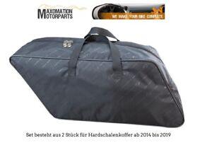 Maxomation Saddlemen Innentaschen für Harley-Davidson® Touring Saddlebags 2014+