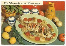 recette la dorade a la provençale