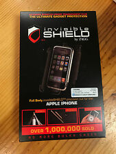 Zagg Invisible Shield Full Body for Original Apple iPhone 1st 2nd Gen 1G 2G