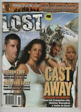 Lost Tv Show Magazine Matthew Fox Evangeline Lilly Nov/Dec 2005 091720nonr