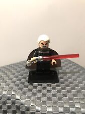 NEW Custom Minifigure Star Wars Count Dooku ARRIVES IN 2-4 DAYS