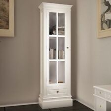 Less than 30 cm Width Traditional Display Cabinets