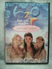 H2O Just Add Water: Mermaid Magic Movie (DVD) Factory Sealed