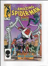 The Amazing Spiderman #263,264 (1985) FN+ 6.5