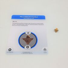 Heroclix Yu-Gi-Oh! Battle of the Millennium set Millennium Puzzle #S100 Relic/3D