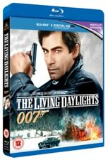 007 Bond - THE LIVING DAYLIGHTS BLU-RAY NUEVO Blu-ray (1619307086)