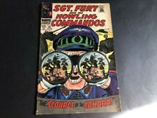 SGT Fury and his Howling Commandos #43 The scourge of the Sahara