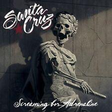 Screaming For Adrenaline - Santa Cruz (2013, CD NUEVO)