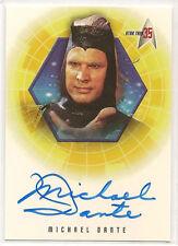 Star Trek 35th Anniversary TOS Autograph Card A21 Michael Dante Maab