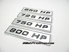 Billet Name Plate for your Ford Racing or VMP GT500 TVS Supercharger