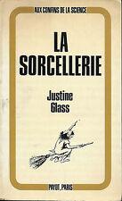 Livre: Justine Glass: la sorcellerie. payot . C