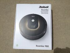 iRobot Roomba 980 Vacuum Cleaning Robot Robotic Cleaner NEW