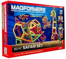 Magformers Safari Building Set 83 pc