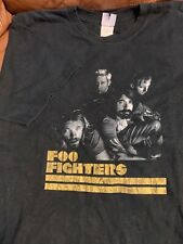Foo Fighters 2008 Tour Shirt Medium M