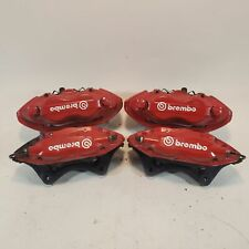 2019 19 Dodge Charger Set Of 4 Brembo Brake Calipers OEM