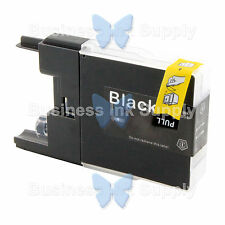 1 BLACK LC71 LC75 NON-OEM Ink for BROTHER MFC-J430W LC-71 LC-75 LC71BK LC75BK