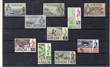 Gibraltar Valores año 1953-66 (DQ-103)