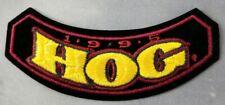 Hog Harley Davidson Owners Group Biker Patch Vintage 1995 New