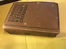 1926 Scott Stamp & Coin Co Standard Postage & Stamp Catalogue