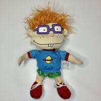 Rare Retro Chuckie Rugrats Plush Soft Toy Viacom Play By Play Nickelodeon TV 90s