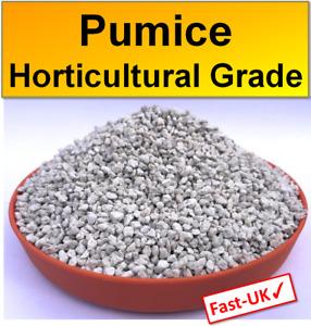 Pumice Crush 1-4mm for bonsai, cactus & succulent planting compost 1-5 Litres