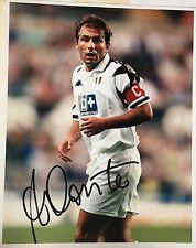 Antonio Conte Juventus Italy signed 10x8 photo Image B UACC AFTAL Dealer