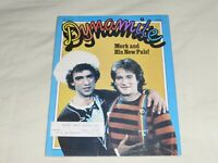 Dynamite Magazine Vol 3 No 7 Star Trek The Motion Picture poster Mork & Mindy