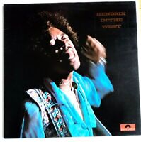 EX/EX JIMI HENDRIX IN THE WEST ORIGINAL 1971 VINYL LP GATEFOLD Polydor
