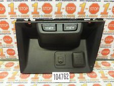12 2012 13 2013 HONDA CIVIC SEAT DRIVER & PASSENGER HEATED SWITCH W/AUX IN OEM