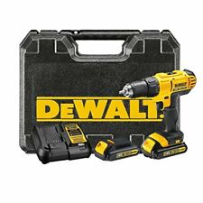 Dewalt Dcd771c2 - Cordless Combi Drills (lithium-ion (li-ion) Black Yellow)