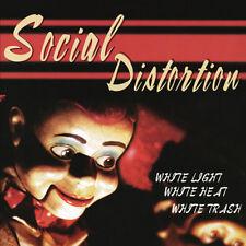 Social Distortion - White Light White Heat White Trash [New Vinyl] Colored Vinyl