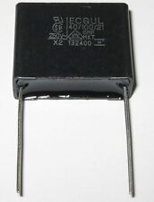 Panasonic 068 Uf Capacitor 275 Vac Radial Metalized Polyester Cap 68uf