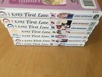 KARE FIRST LOVE VOL 1 - 3, 5 - 7, 9, 10, KAHO MIYASAKA, SHOJO, MANGA