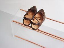 Brandneu: Copper & Glass - Schuhregal