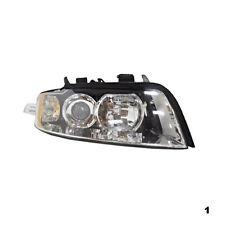 02-05 Audi A4 Gen 2 & S4 Gen2 (except Cabrio) Right Pssngr Halogen Headlamp Assm