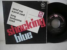 """shocking blue""""send me a post card"""".single7""""fra.pink/antar:333011 de 71.languette"""