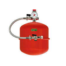 Reflex 8 Litre Red Expansion Vessel Tank - With Altecnic Robo Kit