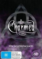 Charmed : Season 2 (DVD, 2011, 6-Disc Set)*R4*Terrific Condition