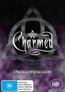 Charmed : Season 2 (DVD, 2011, 6-Disc Set)