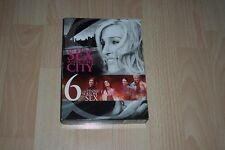 Sex And The City   Staffel   Season 6    Serie   5 DVD Box
