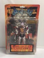 Bastard Jugulator Dark Schneider Kotobukiya  Action Figure NO DVDS!!!!!!