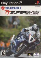 Suzuki TT Superbikes: Real Road Racing (Sony PlayStation 2, 2005) NEW SEALED