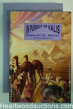 In Pursuit of Valis Selections from the Exegesis by Philip K Dick Signed(Editor)